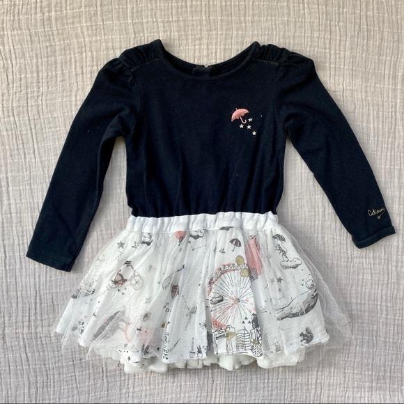 Designed in France • Tutu Dress